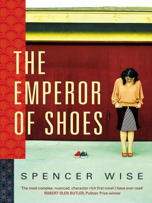 cover image of The Emperor of Shoes