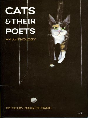 cover image of Cats and Their Poets