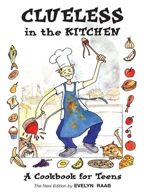 cover image of Clueless in the Kitchen