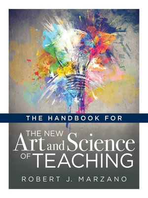 cover image of The Handbook for the New Art and Science of Teaching