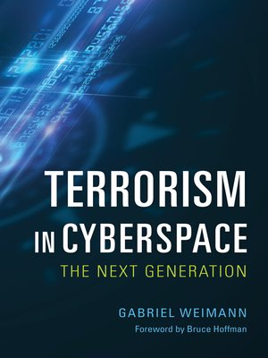 cover image of Terrorism in Cyberspace