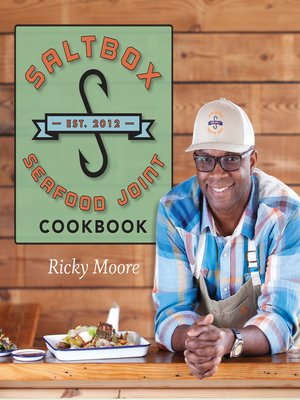 cover image of Saltbox Seafood Joint Cookbook
