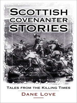cover image of Scottish Covenanter Stories