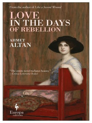 cover image of Love in the Days of Rebellion