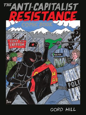 cover image of The Anti-Capitalist Resistance Comic Book
