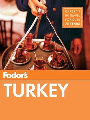 cover image of Fodor's Turkey