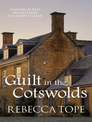 cover image of Guilt in the Cotswolds