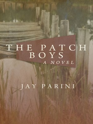 cover image of The Patch Boys