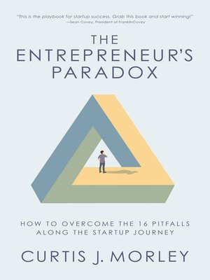 cover image of The Entrepreneur's Paradox