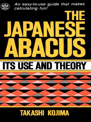 cover image of Japanese Abacus Use & Theory
