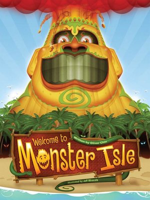 cover image of Welcome to Monster Isle