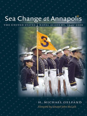 cover image of Sea Change at Annapolis