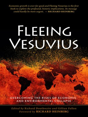 cover image of Fleeing Vesuvius