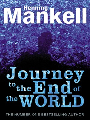 cover image of The Journey to the End of the World