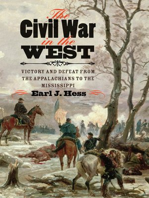 cover image of The Civil War in the West