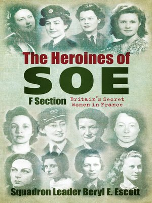cover image of Heroines of SOE