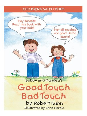 cover image of Bobby and Mandee's Good Touch/Bad Touch