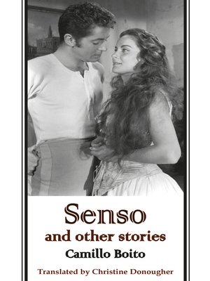 cover image of Senso (and other stories)