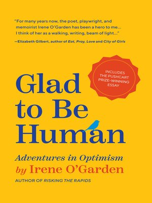 cover image of Glad to Be Human