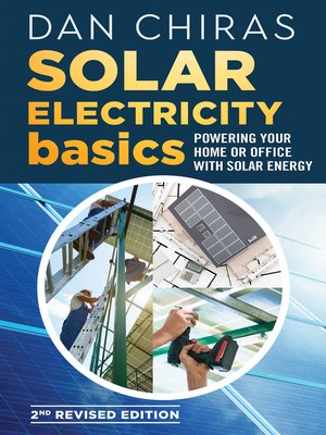 cover image of Solar Electricity Basics--Revised and Updated