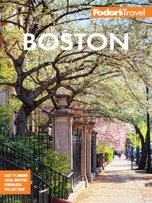 cover image of Fodor's Boston
