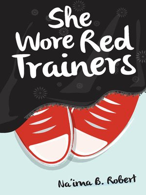 cover image of She Wore Red Trainers
