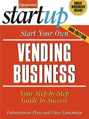 cover image of Start Your Own Vending Business