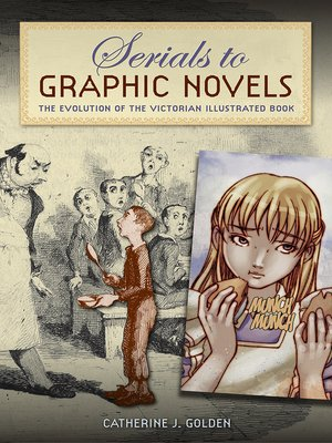cover image of Serials to Graphic Novels
