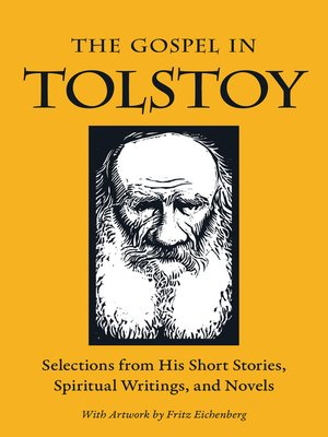 cover image of The Gospel in Tolstoy