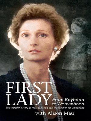 cover image of First Lady