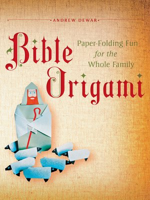 cover image of Bible Origami