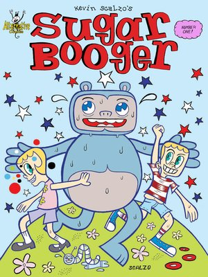 cover image of Sugar Booger, Issue 1