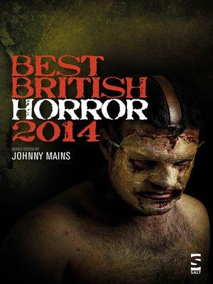 cover image of Best British Horror 2014