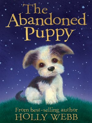 cover image of The Abandoned Puppy