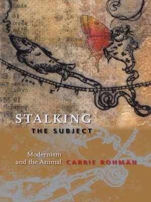 cover image of Stalking the Subject