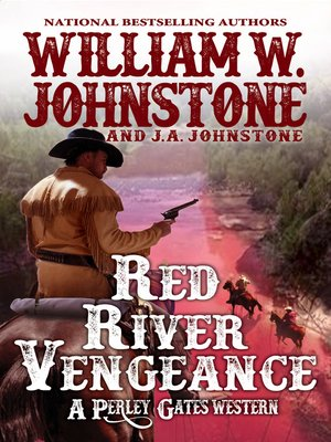 cover image of Red River Vengeance