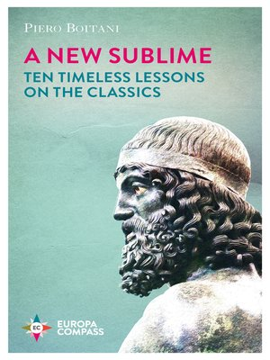 cover image of A New Sublime