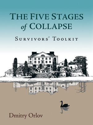 cover image of The Five Stages of Collapse