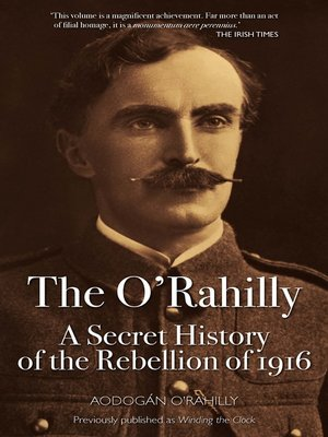 cover image of The O'Rahilly