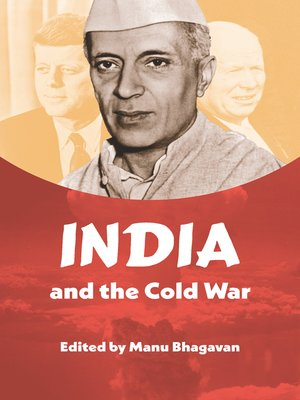 cover image of India and the Cold War