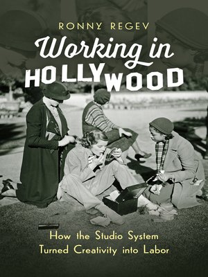 cover image of Working in Hollywood