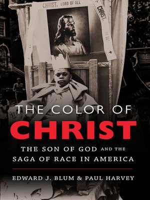 cover image of The Color of Christ