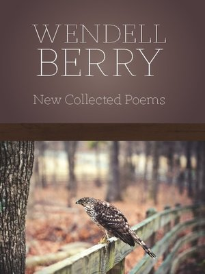 cover image of New Collected Poems