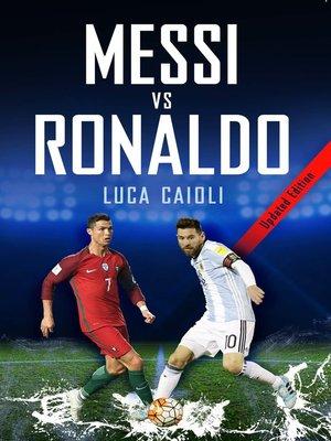 cover image of Messi vs Ronaldo 2018