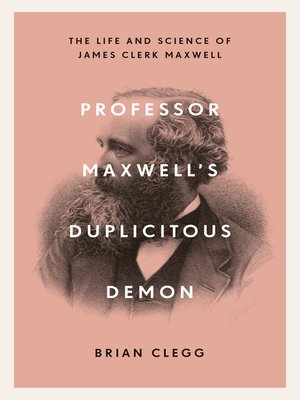 cover image of Professor Maxwell's Duplicitous Demon