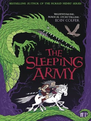 cover image of The Sleeping Army