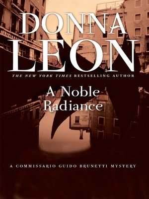 cover image of A Noble Radiance
