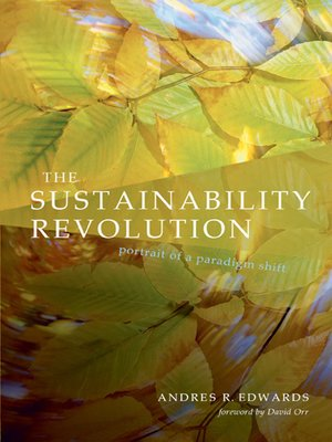 cover image of The Sustainability Revolution