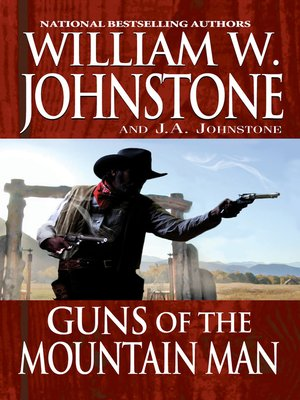 cover image of Guns of the Mountain Man