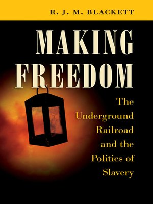 cover image of Making Freedom